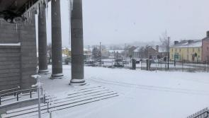 Morning masses postponed at St Mel's Cathedral, Longford due to #StormEmma