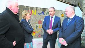 Flaherty supports call for new Lus na Gréine premise
