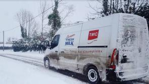 Longford's Champion Milk man ready to hit the road again
