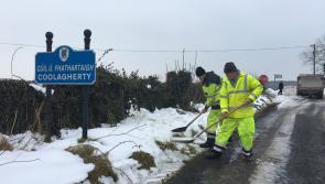 Roads Update:  A number of roads remain closed in Co Longford
