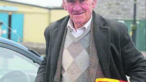 Longford's Jack Shaughnessy recalls Big Snow of 1947