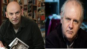 Voices Literary Series: Longford's Alan McMonagle and Pat McCabe in Conversation