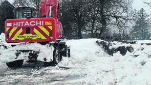 Civil Defence crews sit out storm efforts in Co Longford