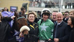 Presenting Percy, owned by Longford's Philip Reynolds, among elite entries for Grade 1 John Durkan Memorial Chase at Punchestown
