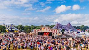Met Éireann weather forecast for Electric Picnic weekend