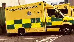 Longford paramedics involved in successful resuscitation of cardiac arrest patient