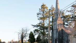 Longford Gardaí investigating criminal damage and break-in at Curry Church