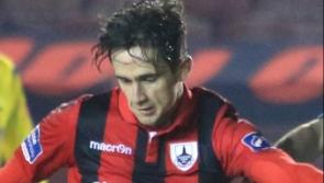 Damage done by former Town player David O'Sullivan as Shelbourne defeat Longford
