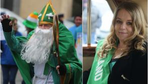Photo Gallery: Cystic Fibrosis campaigner Jillian McNulty leads 'fantastic' Longford St Patrick's Day parade