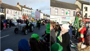 Pictures: A champion celebration at Ballymahon St Patrick's Day parade