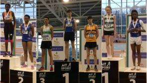 Longford athlete Cian McPhillips smashes Irish record and gains European Championship qualifying time