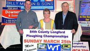 84th County Longford Ploughing Championships return to Carrickedmond