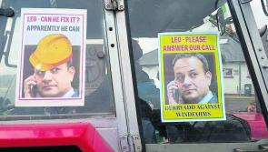 Longford wind farm opponents plead with Varadkar to answer their call