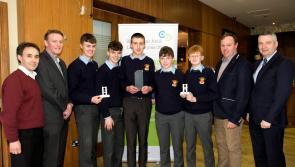 Longford's budding entrepreneurs at the Student Enterprise Programme