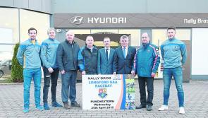 16th Longford GAA Race Day