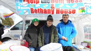 Longford Autism Foróige Club bake sale to help the homeless and Bethany House