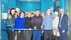Granard secondary school takes wrappers off new autism unit