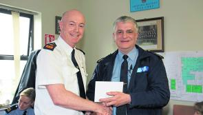 Tributes paid as retiring Longford sergeant calls time on 40 year career