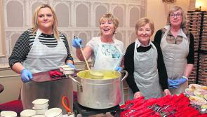 PICTURES: St  Christopher's Services Lenten Lunch at the Longford Arms Hotel