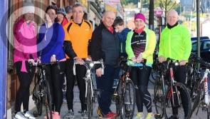 Pictures:  Breege Gallagher Memorial Cycle in Granard