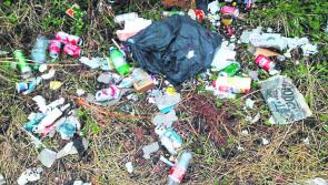 'Trailer load' of rubbish dumped in Longford town