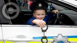 Pictures:  Garda open day proves hit in Granard