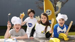 Longford asked to 'go bananas' in support of Temple Street Children's Hospital