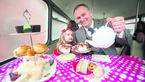 Dáithí issues rallying cry to Longfordians to support upcoming Alzheimer's Tea Day