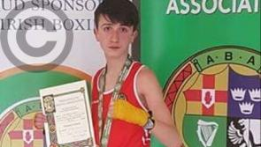 Longford boxer Michael Nugent crowned All-Ireland Youth champion