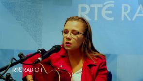 Video: Ballymahon's Katie Gallagher causes a stir on RTÉ Radio 1
