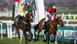 Aintree Grand National winner Tiger Roll also featured in Kilbeggan Races winners enclosure
