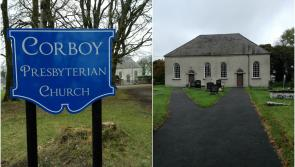 Annual 'Songs of Praise' at Corboy Presbyterian Church in Longford