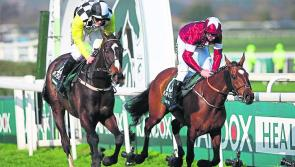 Grand National runner-up born and bred in Ballymahon