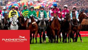Winner of tickets to Punchestown Festival