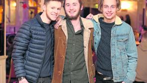 Longford rock band Reprisal continue to make waves across the country