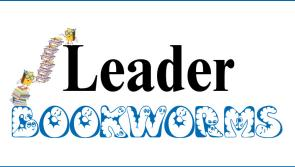'Leader Bookworms' on the way