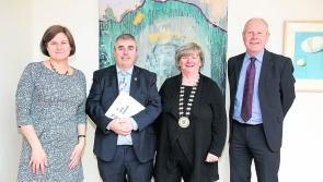 'The Space Between' expo gets underway at Longford's Backstage Theatre