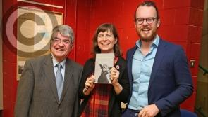Pictures:  The Cow Book Launch at Longford Library