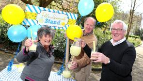 The 'silver dollar' – Pat Spillane's lemonade stand focuses on Longford's older customers