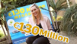 Calling all Longford National Lottery players! Today's EuroMillions Mega Draw jackpot is a staggering €130m... are you in?