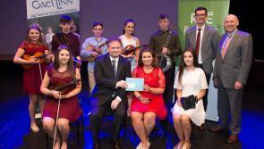 Lonrach from Laois take third place at Siansa Gael Linn 2018 All-Ireland Final