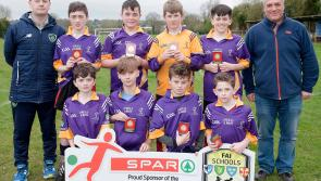 Longford students show their class at SPAR FAI Primary Schools 5s Programme County Final