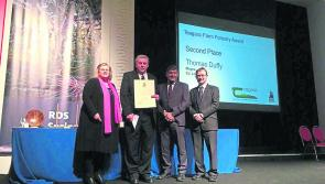 Longford forestry experts honoured