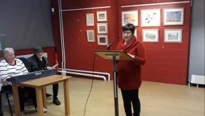 Local writers and poets celebrate national Poetry Day in style at Longford Library