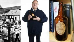 A National Treasure: Longford journalist Derek Cobbe recounts fascinating story behind rare 'Ryan's Daughter' Guinness bottle