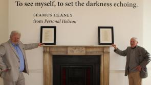Granard man Eoin Moynihan wins world's first Men's Sheds Poetry Contest