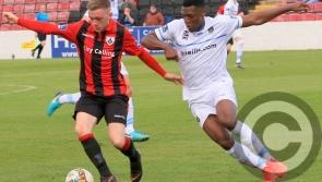 Longford Town face Finn Harps at City Calling Stadium on Saturday