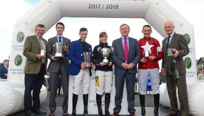 Irish National Hunt Champions crowned at Punchestown