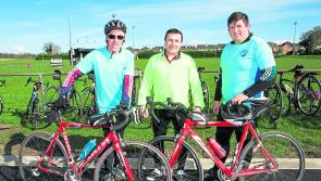 Crowds turn out in force in Longford for Terry McCormack Cycle