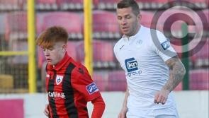 Aodh Dervin out injured as Longford Town play away against Cobh Ramblers